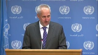 Conflict in Yemen & other topics - Daily Briefing (10 October 2017)