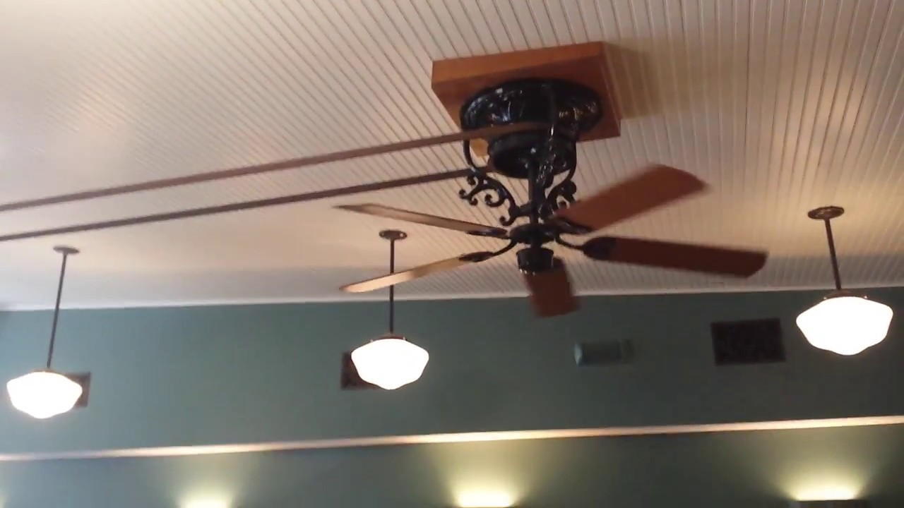 Ceiling Fan Installation : Ceiling fan belt driven daily home idea and inspiration