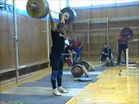 Olympic Weightlifting Motivation – The Powerful Russia – from Jorge Andres Guzman