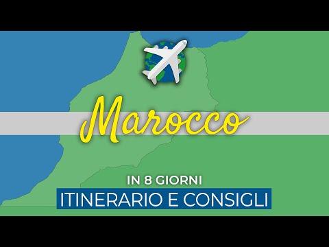 MAROCCO In 8 Giorni   Itinerario E Consigli Di Viaggio