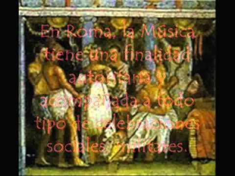 Música en la antig�