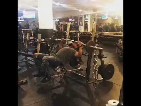 DareDevil workout movement #1