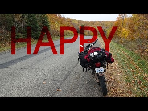 You Have to Make your own Happy - MotoMaritimes 19