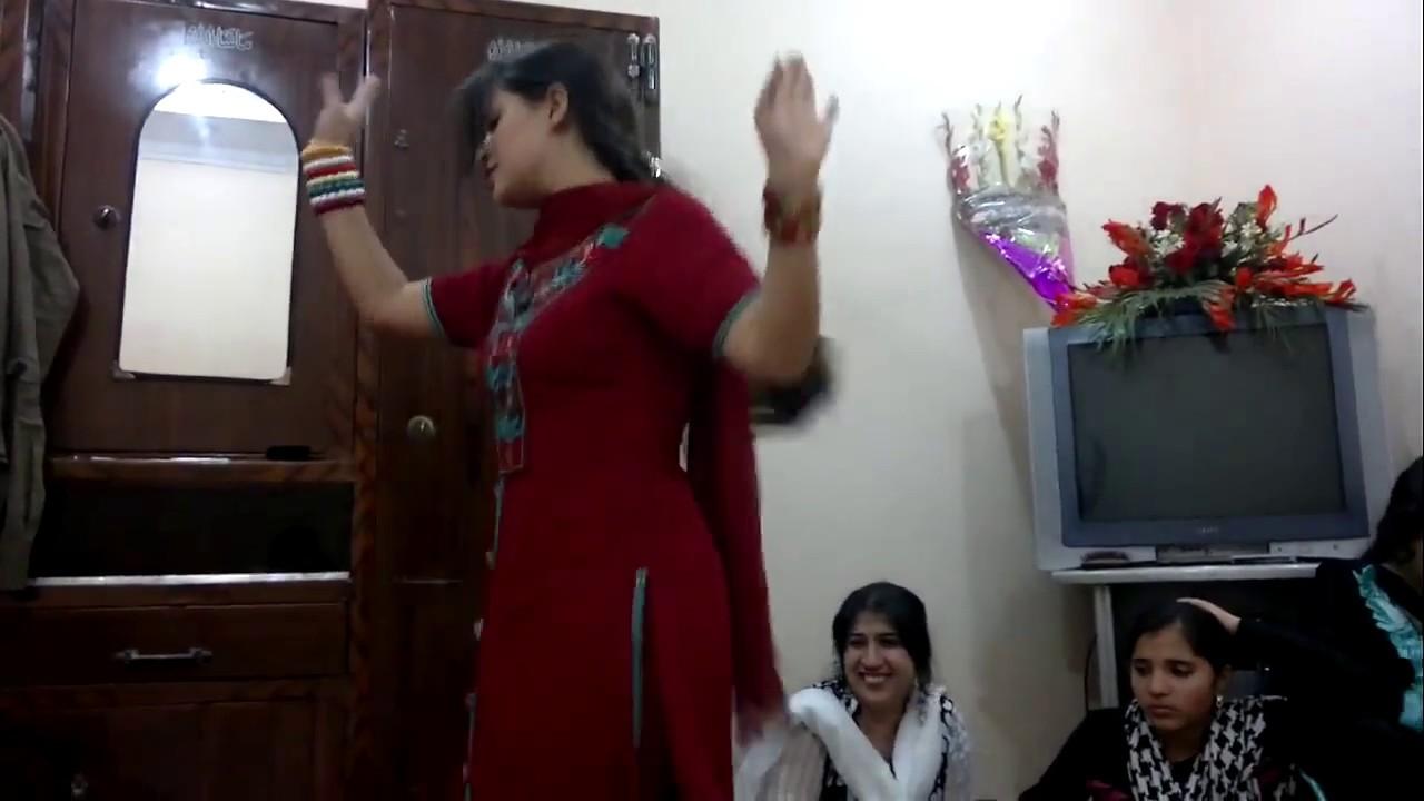 Pathan Girl Dance At Home - Youtube-4986