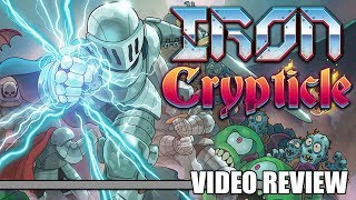 Review: Iron Crypticle (PlayStation 4, Xbox One & Steam) – Defunct Games