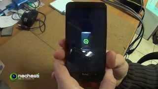 Как сбросить HTC One. Simple Hard reset HTC One. Простой метод