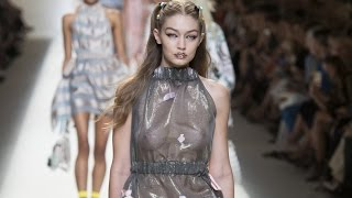 FENDI Highlights Show Spring Summer 2017 Milan by Fashion Channel