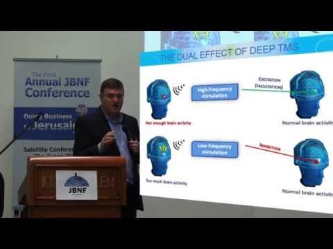 JBNF Conference 2014- JBNF'S TOP FIVE JERUSALEM START-UPS FOR 2014 - Brainsway
