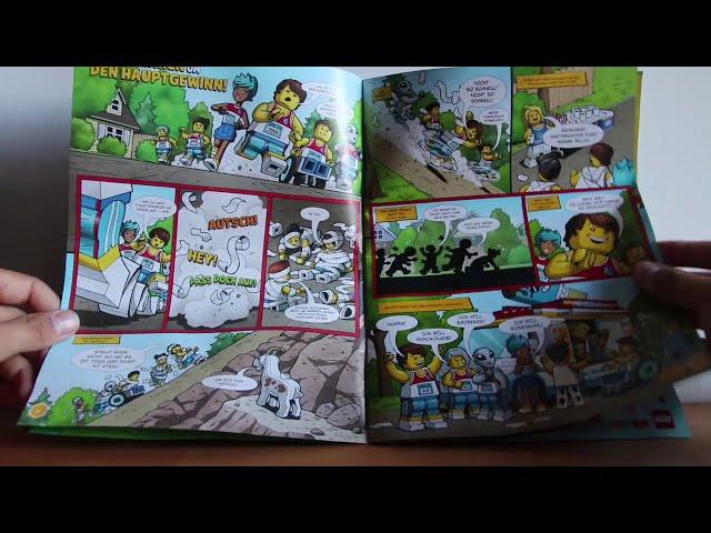 Wie gut sind die LEGO LIFE Hefte wirklich???
