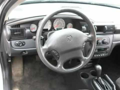 2004 Dodge Stratus Jersey City Nj Youtube