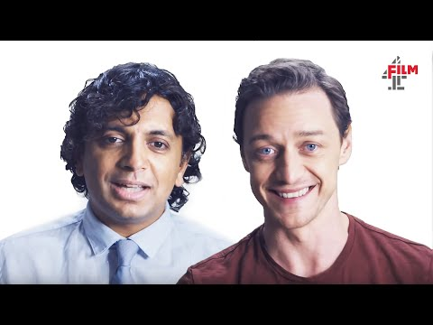 M. Night Shyamalan & James McAvoy | Split Interview Special