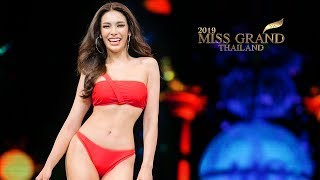 Miss Grand Thailand 2019 : Swimsuit Competition