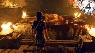 Shadow of the Tomb Raider - Part 4 - SACRIFICE CHAMBER *CREEPY*