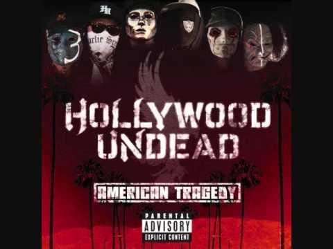 HOLLYWOOD UNDEAD - AMERICAN TRAGEDY ALBUM LYRICS