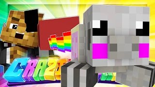 Minecraft Crazier Craft NYAN CAT LAUNCHER (PIG ROCKET) - Modded SMP #9 (Minecraft Modpack)