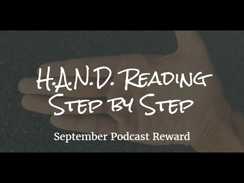 Hand Reading Step by Step   Poker Podcast #117