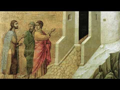 The Pilgrims of Emmaus - Surrexit Dominus