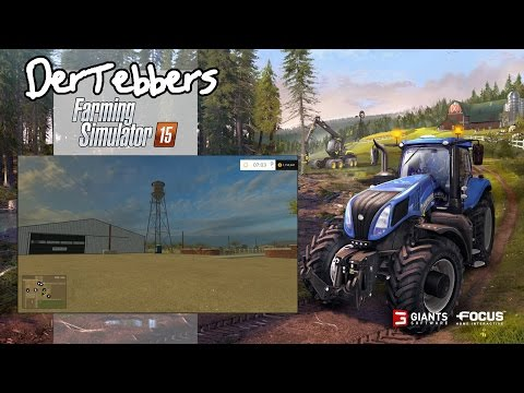 Farming Simulator 15 - California Life - 001 - Getting Settled