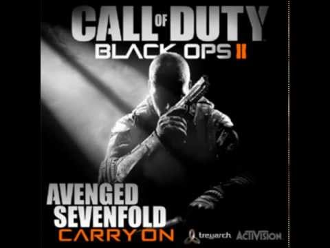 """Carry On - Avenged Sevenfold [FULL SONG + DOWNLOAD]   NEW SONG FROM """"COD BLACK OPS II"""" [HD]"""