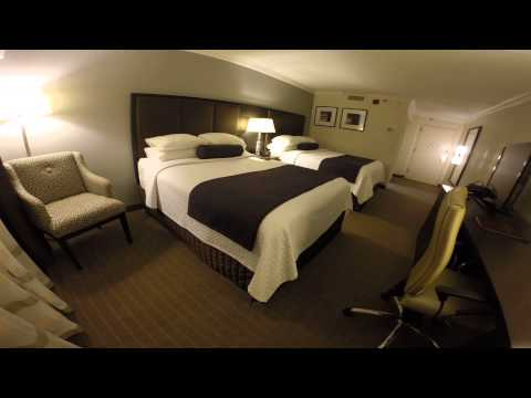 Room Review Crowne Plaza Hotel Suffern New York Mahwah New Jersey