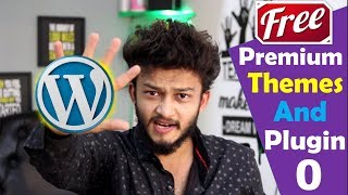 How to Get premium wordpress themes and plugins for free with GPL-licensed || srmehranclub