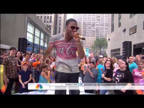 Nelly ft Daley  Heaven   Today Show.mp4