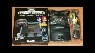 Mini Recensione: BLAZE - Sega Mega Drive Streets Of Rage Limited Edition