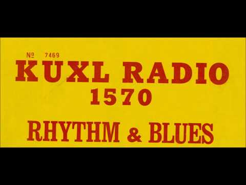 Twin Cities R&B Radio - KUXL - 1969 - Radio Host and DJ Jackie Harris