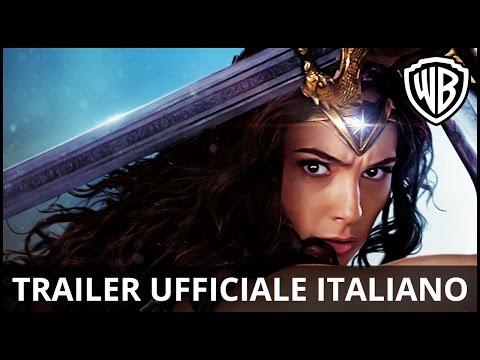 Wonder Woman - Trailer ufficiale italiano | HD
