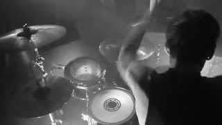 """L.A. Calling  """"Big Face Money"""" Live Drums @ Audio Vortex Studios"""