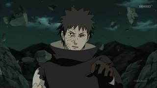 «Ты позволил Рин умереть»   Наруто ломает маску Обито