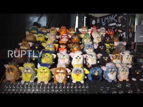 Back to list Nostalgic or nightmare? Londoner makes Furby organ