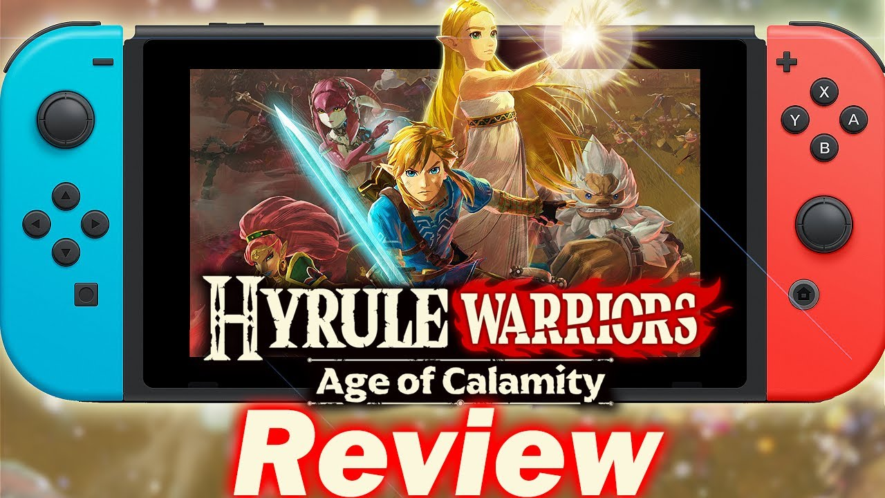 Hyrule Warriors: Age of Calamity Review (Video Game Video Review)