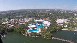 Sky Tower 2018 FULL EXPERIENCE at SeaWorld Orlando | GoPro Hero 5