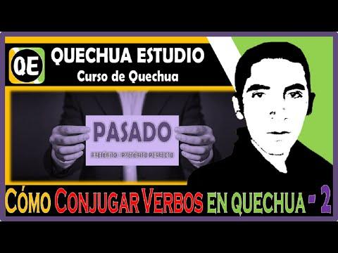 ¿cÓmo-conjugar-los-verbos-en-quechua?-2/4-(pasado)---lección-16-del-curso-de-quechua