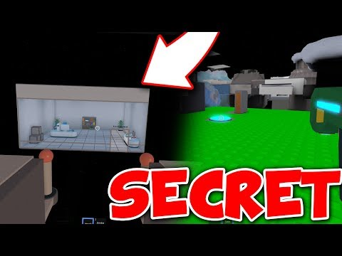 SECRET SPACE BASE!! | Innovation Arctic Facility Beta | Roblox Funny Moments