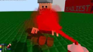 Repeat youtube video Angry german kid plays blockland.*READ DESC* 1st One!