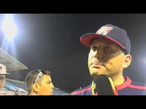 Antonio Álvarez habla sobre su retiro como pelotero