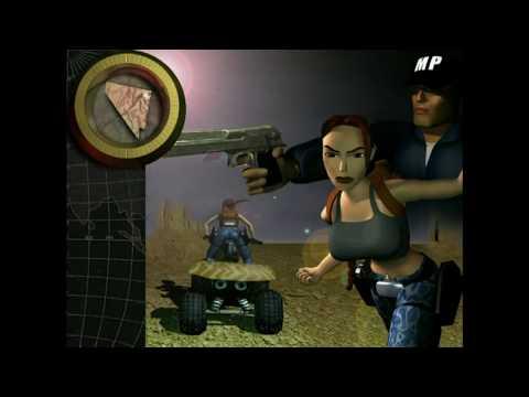 Tomb Raider 3 Glitchless 100% Segmented Speedrun - nevada Desert 15.31