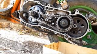 Цепная Трансмиссия Suzuki Ran | ТРЭШТЕЛЕГА #4