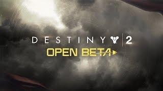 Destiny 2 Open beta - Играем с другом