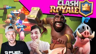 HOG MADNESS with NICKatNYTE // CLASH ROYALE