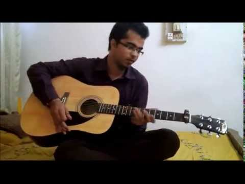 Galliyan | Ek Villain | Paresh Sharma Acoustic cover |