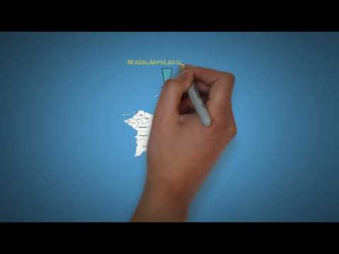 Contoh Video Animasi Tulisan tangan