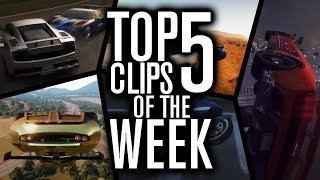 Top 5 Clips of the Week #6 | INTENSE HEAD TO HEAD RACE!
