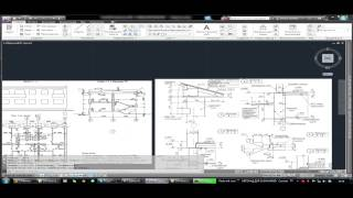 [AutoCAD Architecturа] Оси, фундамент, цоколь