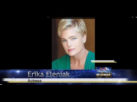G-d in Hollywood with Actress Erika Eleniak and Brenda Epperson