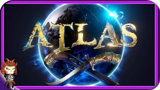 ATLAS Gameplay Impression | The Ark Pirate Clone that is WORSE than the Original |