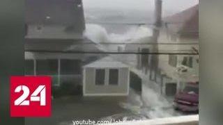 """Ураганы в США: """"Ирма"""" пришла уничтожить то, что не разрушил """"Харви"""""""