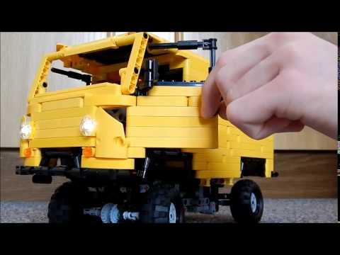 Lego Technic UAZ-452